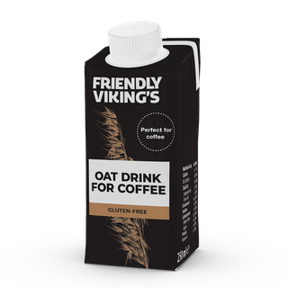 Oat Drink for Coffee