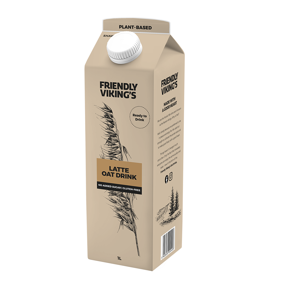 Oat Drink Latte <span>1 l</span>