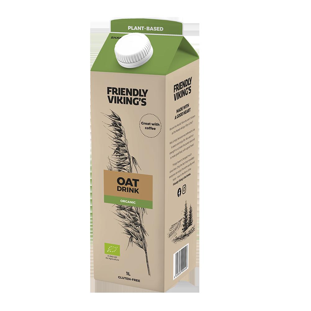 Oat Drink Organic <span>1 l</span>