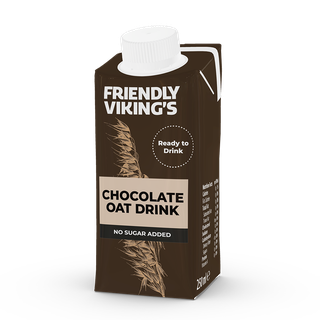 Friendly Viking's kaakao kaurajuoma 250 ml UHT
